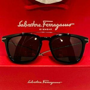Salvatore Ferragamo Polarized Sunglasses Style 820